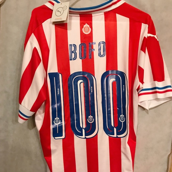 outlet store d2916 afdf4 CHIVAS 100th ANNIVERSARY JERSEY . 100 AÑOS CHIVAS. NWT
